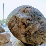 Foto van Sculpture Écoute