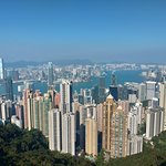 Sky Terrace in Victoria Peak
