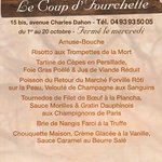 Bilde fra Le Coup D'Fourchette