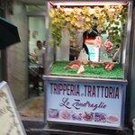 Foto de Trattoria Le Zendraglie