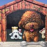 Foto Hao Mei Li 3D Painting Village