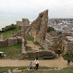 The main ruin