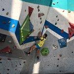 Φωτογραφία: Kathmandu Sport Climbing Center