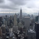 Top of the Rock Aussichtsplattform Foto