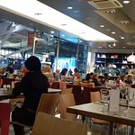 Foto van Carluccio's - London, Heathrow T5
