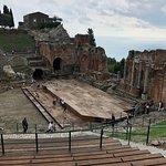 Photo de Ancient Theatre of Taormina