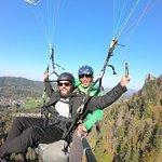 Фотография FlyTandem Paragliding