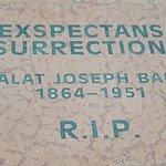 Exspectans Resurrectionem: Pralat Joseph Bauer 1864-1951. First dean of the city of Mannheim.
