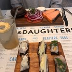 Foto de Russ & Daughters Cafe