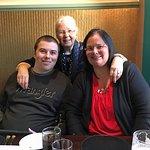 Andrew, Granny and Mum.