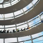 Billede af Den Tyske Forbundsdag