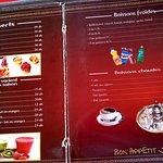 Cafe chez ZaZa Foto