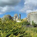 Corfe Castle照片