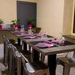 Espace et table VIP 8 personnes pour la Saint Valentin 2017