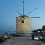 The windmill near the Nautilus