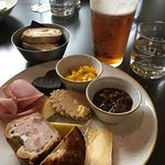 Ploughmans Lunch