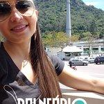 Passeio de bondinho e visita da cidade no Parque Unipraias.