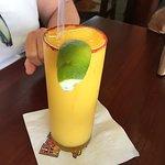 virgin mango drink