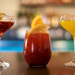 Specialty Drinks - Wild Buffalo, Sangria & Cochiti Afternoon