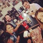 Restaurante Salve Jorge com o amore e casal de amigos! Outubro/2018