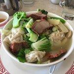 War Won Ton soup - Super Delicious