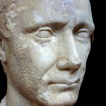 Head of Julius Caesar