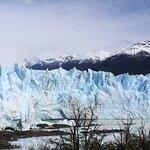 Majestic sight of the Glacier