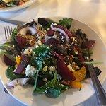 Queen's Garden Beet Salad