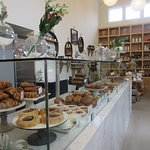 Nice selection of baked goods