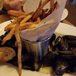 Wednesday night Mussels