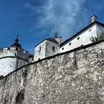 Крепость Xоензальцбург