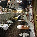Fotografie: Forsyth's Tea Room