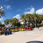 Conch Tour Train resmi
