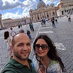 St. Peter Square in Vatican City