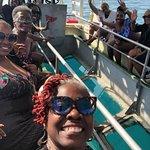 Glass Bottom Boat Ride at Tivua