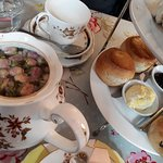 Foto van Soho's Secret Tea Room