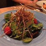 Babyspinach Truffle Salad
