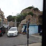 Ruins of Roman walls