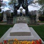 Bild från Zentralfriedhof Wien
