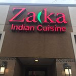 Foto van Zaika Indian Cuisine