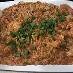 The jambalaya is amazing, classic flavors, not too spicy, epic portions