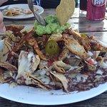 Delicious nachos!