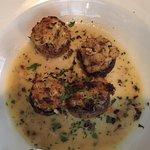 Crab Stuffed Mushrooms - My favorite!