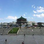 鐘鼓樓廣場照片