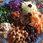 Foto de Green Leaf Cafe Amed