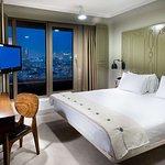Double Room City View at The Marmara Sisli