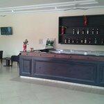 Bar at Azalai Hotel Dunia