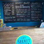 Фотография Cafe Secret Alley