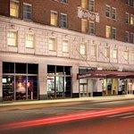 底特律市中心希尔顿双树酒店--谢尔比堡
