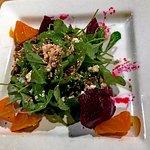 Lento beet salad